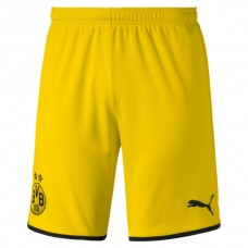 Borussia Dortmund Home Puma Yellow Shorts 2019-20