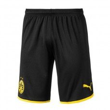 Borussia Dortmund Home Puma Black Shorts 2019-20