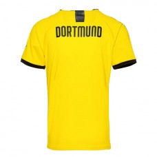 Borussia Dortmund Puma Authentic Home Football Shirt 2019-20