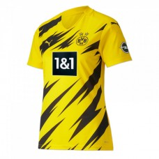 Women's Borussia Dortmund Puma Home Football Jersey 2020 2021