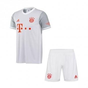 Bayern Munich Away Kids Kit 2020