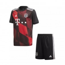 Bayern Munich Third Kids Kit 2020 2021