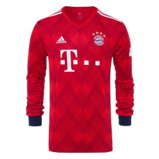 FC Bayern Shirt Home Long sleeve 18/19