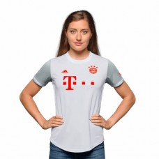 Womens FC Bayern Away Jersey 2020 2021