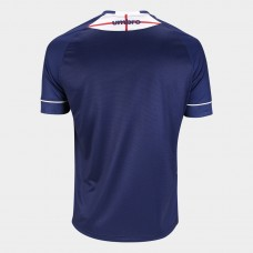 Shirt Santos 2018 s/n ° The Kingdom - Male Umbro Supporter - Navy and White