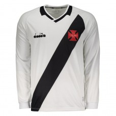 Vasco da Gama Away 2019 Long Sleeve Jersey