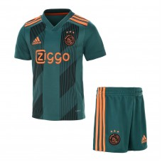 AJAX 2019-2020 Away Kit - Kids
