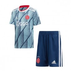 AJAX 2020 Away Kids Kit