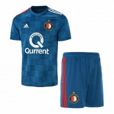 Feyenoord Away Kit 2018-19 - Kids