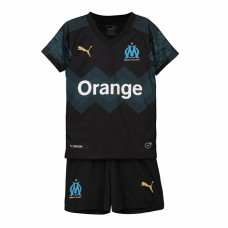 Olympique de Marseille Away Kit 2018/19 - Kids