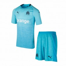Olympique de Marseille Third Kit 2018/19 - Kids