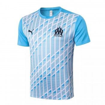 Olympique de Marseille Training Blue Jersey 2020