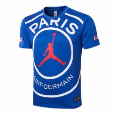 PSG Jordan Blue Shirt 2020