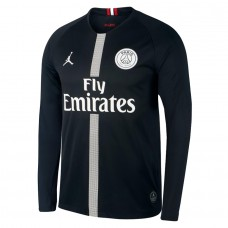PSG JORDAN 18/19 THIRD SHIRT - LONG SLEEVE BLACK
