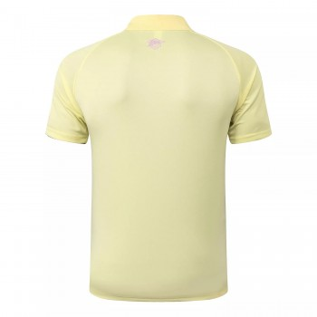 Arsenal Adult 2020 Yellow Polo Shirt