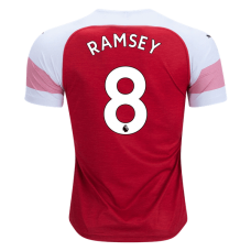RAMSEY Arsenal Home Jersey 2018/19