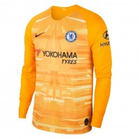 Chelsea Home Stadium Goalkeeper Long Sleeve Shirt 2019-20