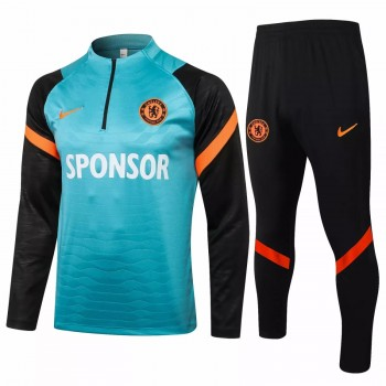 Chelsea Training Technical Soccer Tracksuit 2021