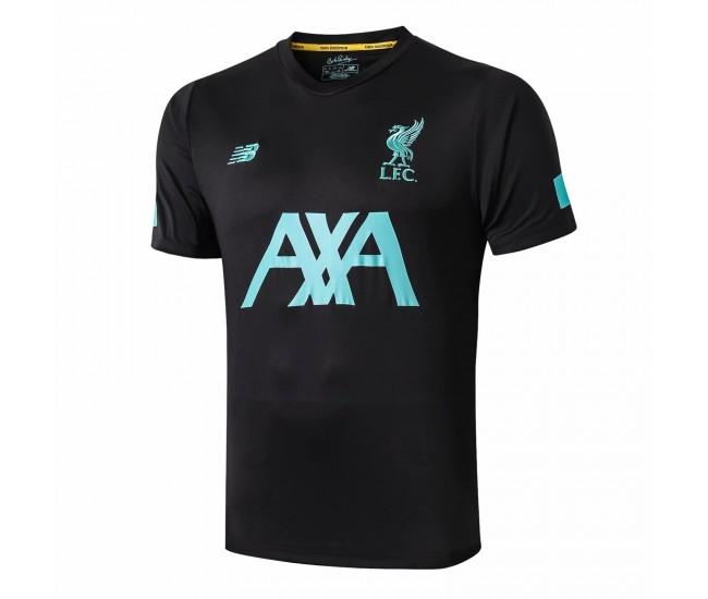 Liverpool Short Training Dark Grey Jersey Mens 2019-20 | Best Soccer Jerseys