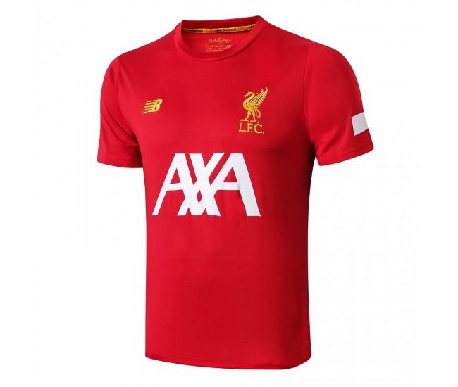 Liverpool Short Training Red Jersey Mens 2019-20 | Best Soccer Jerseys