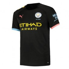 Manchester City Away Shirt 2019-20