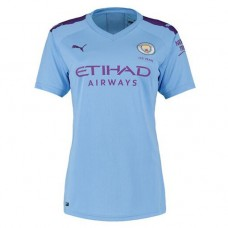 Manchester City Home Shirt 2019-20 - Womens