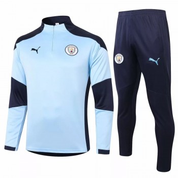 Manchester City Training Technical Soccer Tracksuit 2020