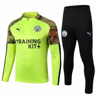 Manchester City Training Technical Soccer Tracksuit 2019-20