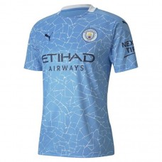 Manchester City Home Shirt 2020 2021