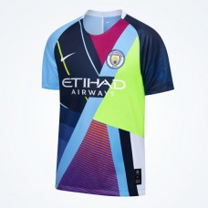 Manchester City Nike Limited Edition Mash Jersey 2019