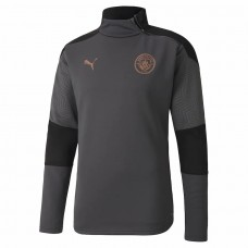 Manchester City Training Jerseys Dark Grey 2020 2021