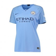 Manchester City Home Stadium Shirt 2018-19 - Womens