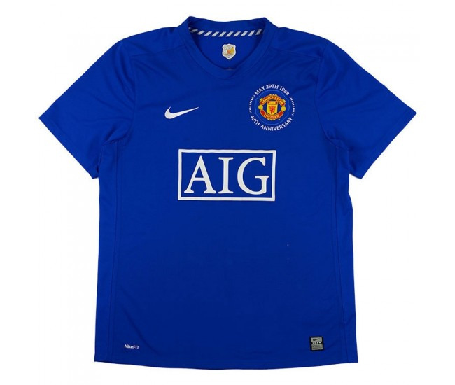 Manchester United Retro Third Jersey 2008 2009