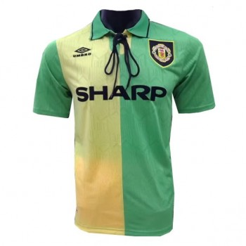 Manchester United Retro Away Jersey 1993/94