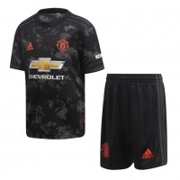 Manchester United Third Kit 2019-20 - Kids