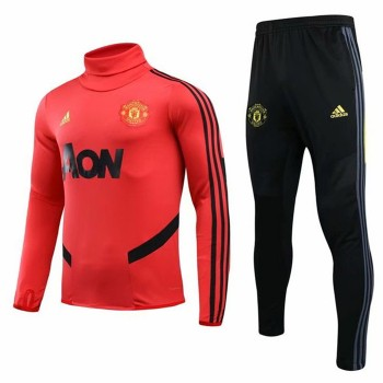 Manchester United Training Tech Soccer Tracksuit 2020