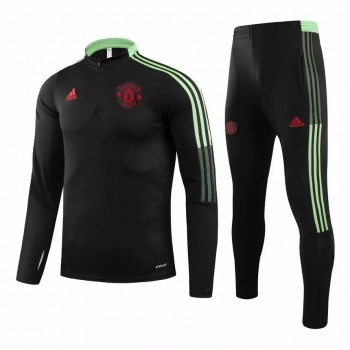 Manchester United Training Technical Soccer Tracksuit 2021