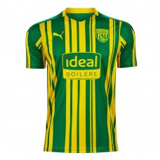West Bromwich Albion FC Away Jersey 2020 2021