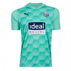 West Bromwich Albion FC Home Goalkeeper Jersey 2020 2021