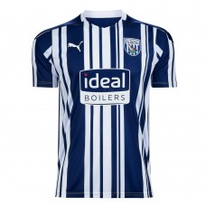 West Bromwich Albion FC Home Jersey 2020 2021