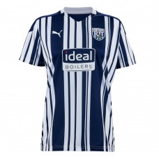 West Bromwich Albion FC Home Jersey Womens 2020 2021