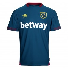 West Ham United Umbro 2018 2019 Away Shirt