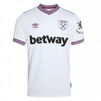 West Ham United Umbro 2019 2020 Away Shirt