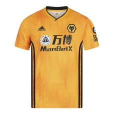 Wolves 2019-20 Adult Home Shirt