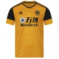 Wolves Home Jersey 2020 2021