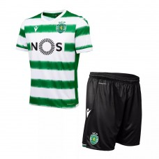 Sporting CP Home Kids Kit 2020 2021