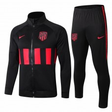Atlético de Madrid Strike Training Black Tracksuit 2019-20