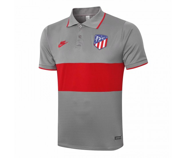 Atlético de Madrid Polo Shirt 2020