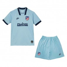 Atlético de Madrid Third Stadium Kit 2019 2020 - Kids