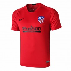 Atlético de Madrid Strike Training Top Red Jersey